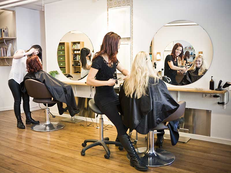 Merchant Cash Advance for Salons and Hairdressers