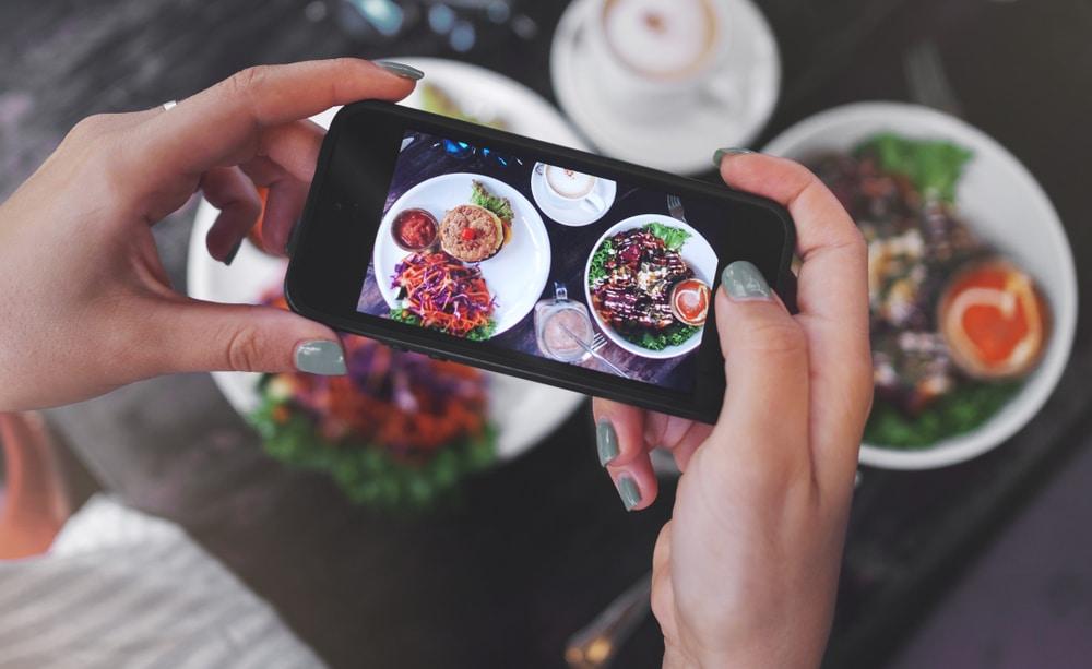 %name vegan food for social media