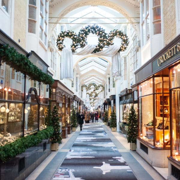 Christmas Retail industry