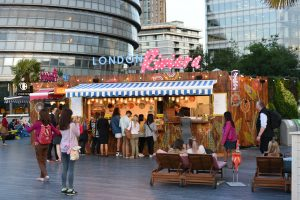 The rise and rise of pop ups stores