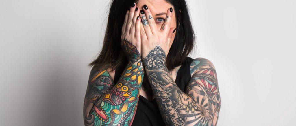 Tattoos business asset