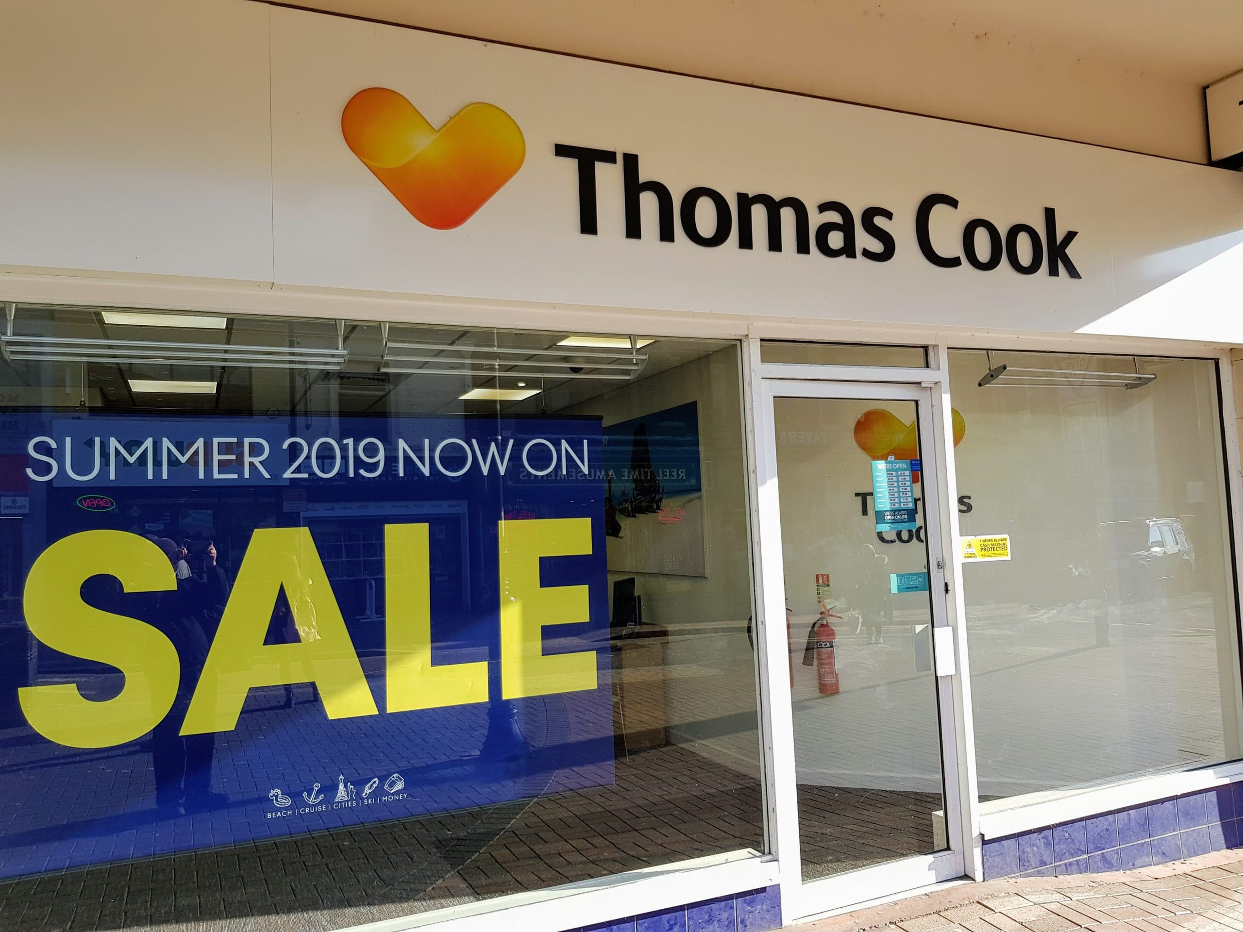 %name Thomas Cook