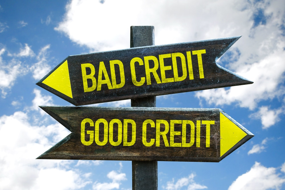 Poor Business Credit Score