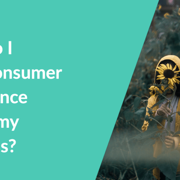 How do I build consumer confidence within my business?