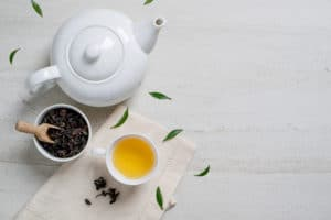 Benefits of drinking tea in the workplace