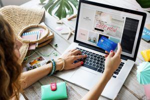 constant rise of online shopping