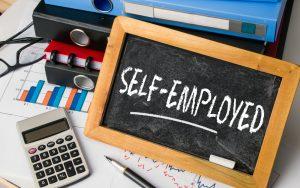 self employed business loan