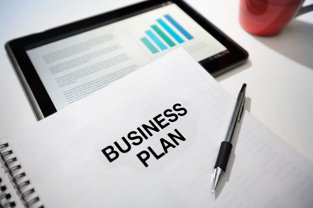 small business business plan template