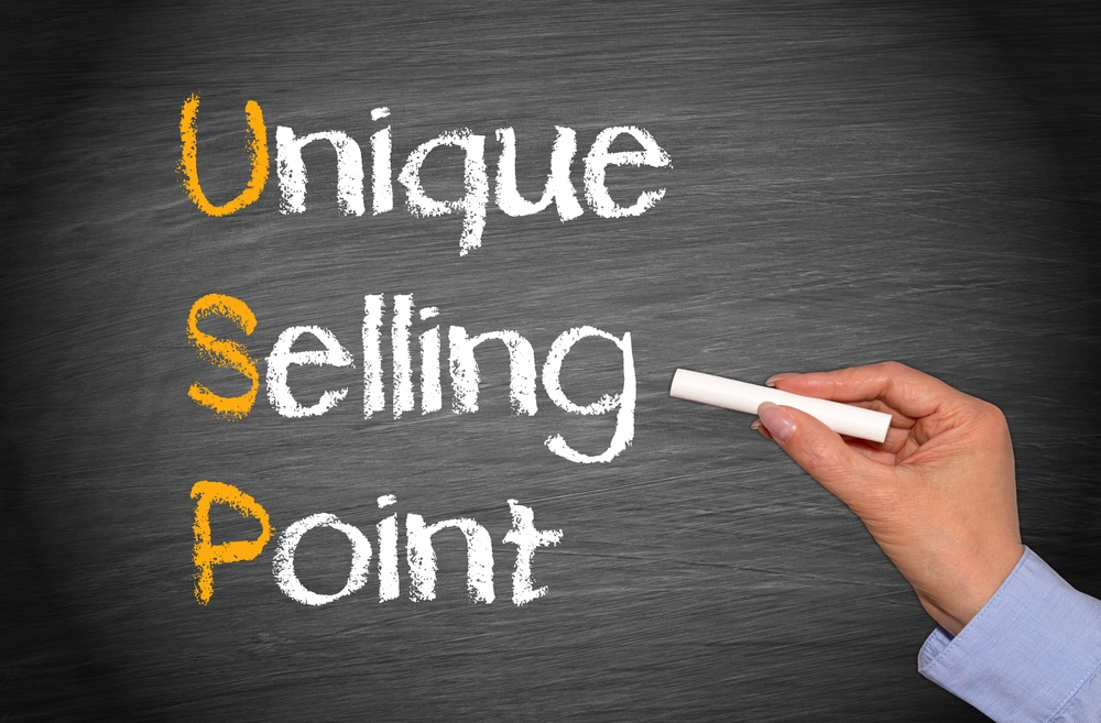 what is a unique selling point